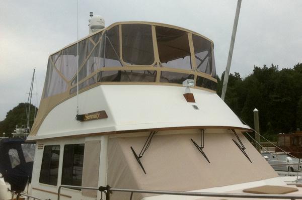 Power Boat Enclosures & Canvas