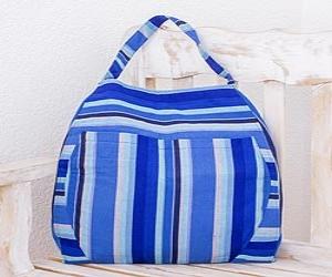 Hand Woven Custom Boat Bags