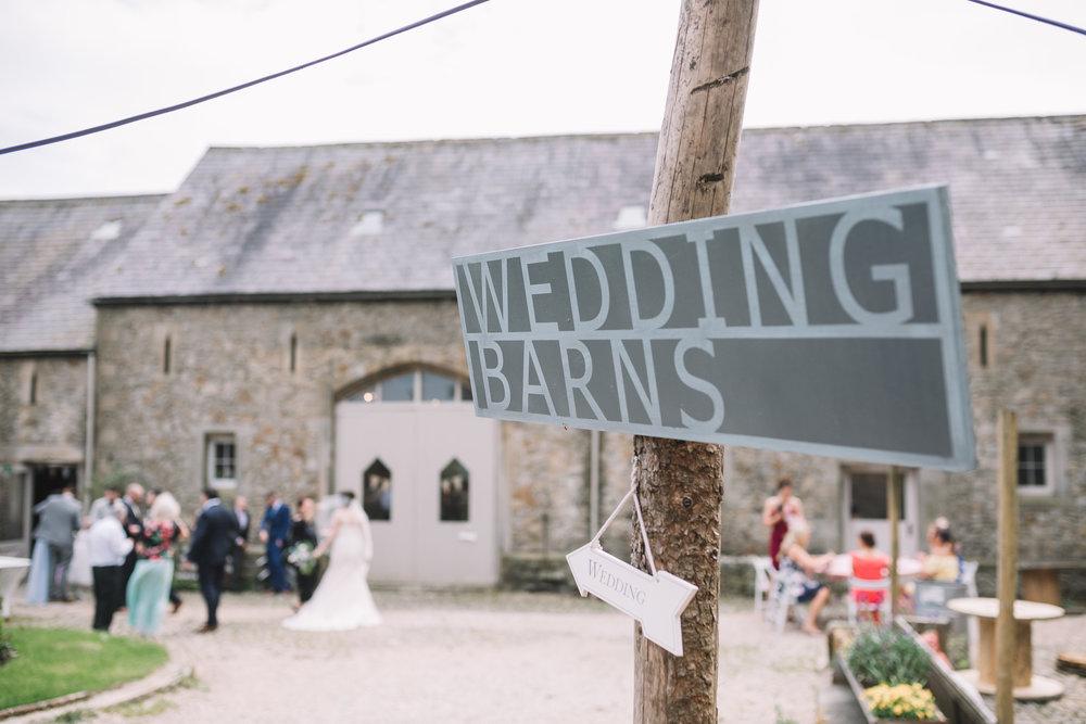 Lancashire Wedding Banr