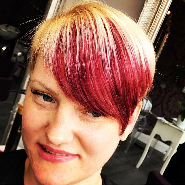 Ready for autumn#Reds#Matrix#Magenta #Vynal#Janet@TheParlour