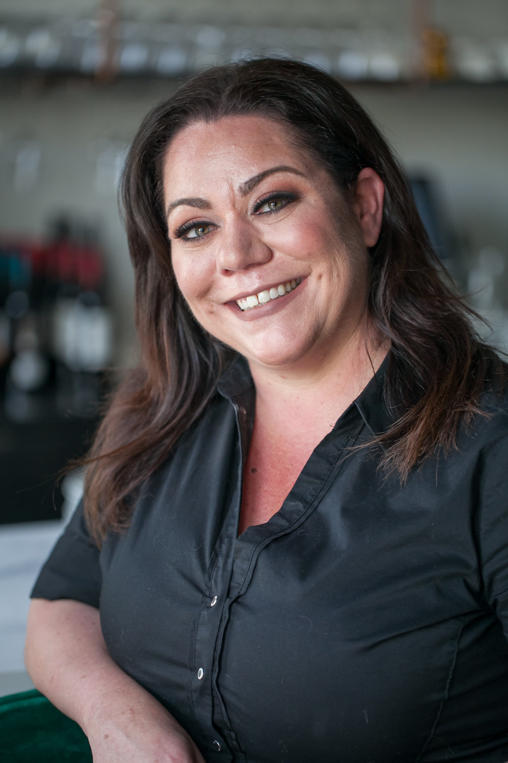 SARINA KIERNAN, BAR MANAGER: Born in New York, and living in South Florida since 1981, Sarina's experience in the food and beverage industry spans more than 25 years. She is especially drawn to opening of new concepts and to date she has been on the opening team for six concept establishments. Sarina continues to increase her industry knowledge through individual study and mentorship. Most notably, she is currently studying to be a Sommelier.