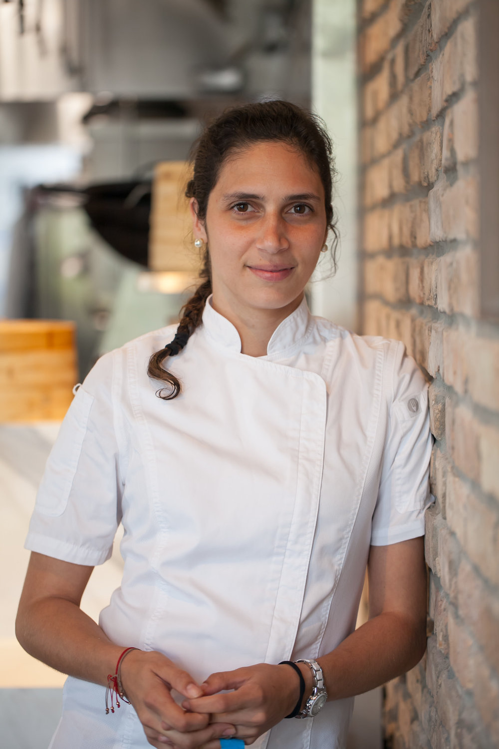 NATALIA ATUESTA, PASTRY CHEF: Born in Atlanta, GA and raised in Santiago de Chile, Pastry Chef Natalia Restrepo has always had a passion for pastries. Growing up in a Jewish household, Babkas, Kuchen and other pastries were part of her upbringing. Natalia studied Culinary Arts at Inacap in Santiago, worked for several concepts by Ferran Adria and was the Director of Operations for Barandarian Restaurant Group before coming back to the States. She and Pablo Zitzmann are the proud parents of Nicholas Zitzmann, the next on the line at No Name Chinese.