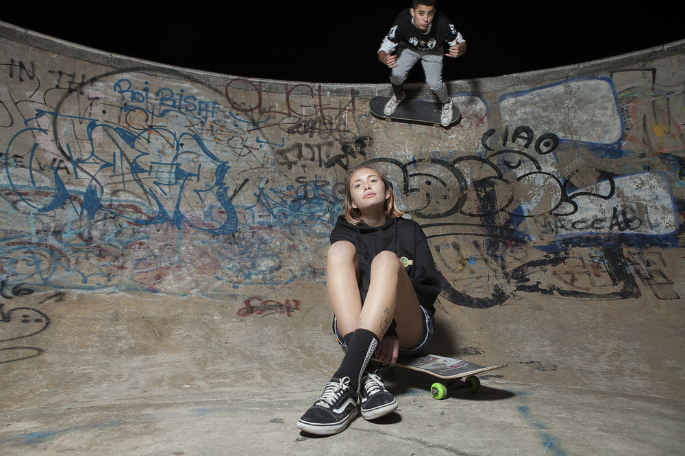 Katya & Moshe