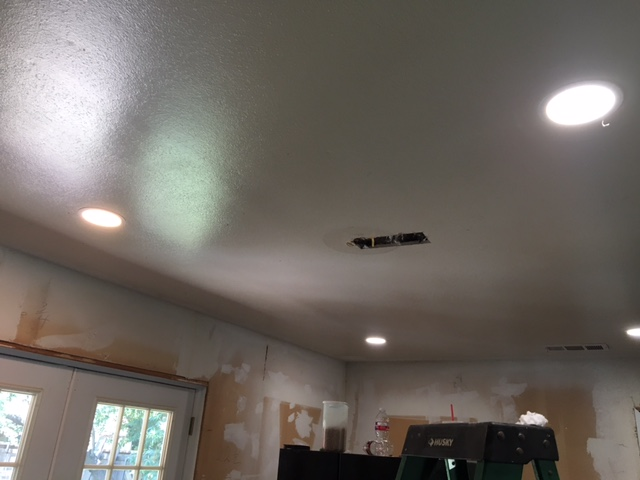 LED recessed lighting -