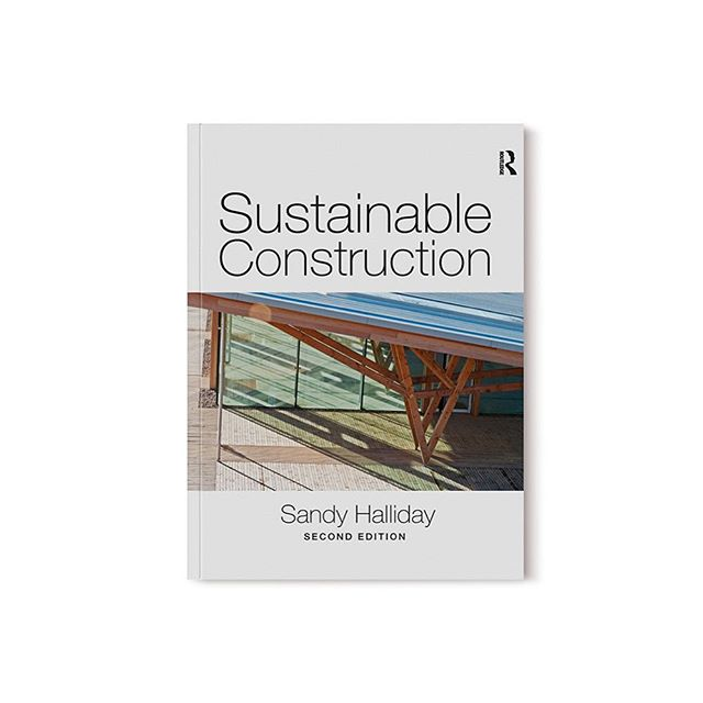 Sustainable Construction 2  Second Edition by Sandy Halliday will be on sale at this weeks Show & Tell.  An opportunity to share and hear what our members have been up to this past year.  Drinks and buffet included in the ticket price, get your tickets at eventbrite.co.uk search for SEDA Show and Tell Night 2018 or visit our website at events for the link.  #sustainable #construction #showandtell #seda