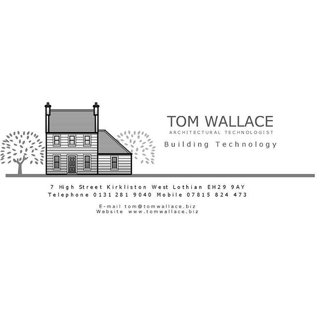 MEMBER SPOTLIGHT  First up on our Members Spotlight are Tom Wallace Building Technology. We thought we'd start at the end of the alphabet, seen as these guys are at the end of the listings! 'Tom Wallace Building Technology was established in 2009 and draws on 35 years of experience. Whether you are planning a new build or an extension or renovation of an existing property, Tom Wallace - Building Technology can assist you through the Planning and Building Warrant process.  The business specialises in:- Building Warrant Applications, Planning Applications, Help for those looking to buy a property or a building plot for a new build house and Ecological Design.' To learn more about them visit:  www.tomwallace.biz