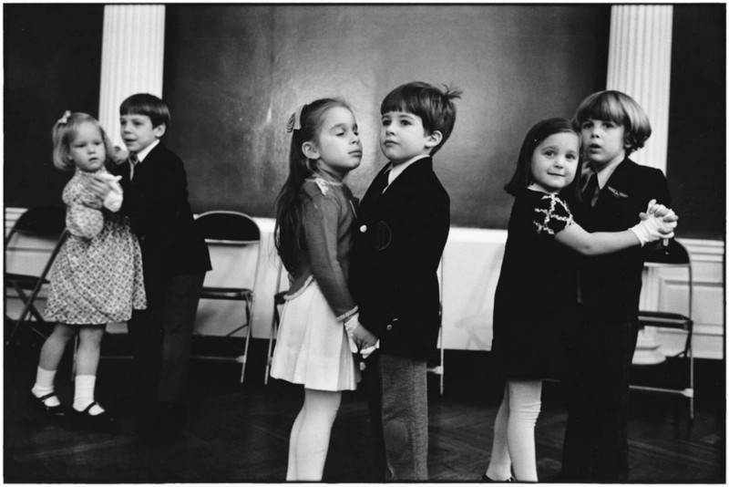 Elliott Erwitt, New York City, 1977