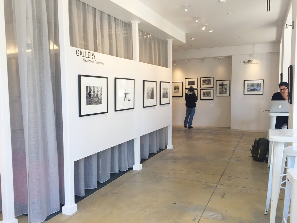 While you're here, check out the work from other amazing customers, or focus on our constantly changing gallery of iconic modernist photography. Look around, connect to their vision, and get inspired.