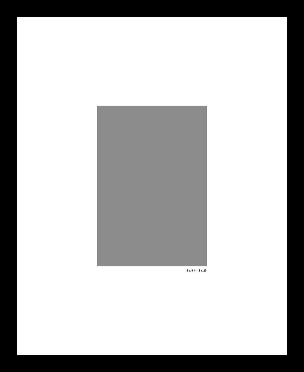 6x9 IN 16x20