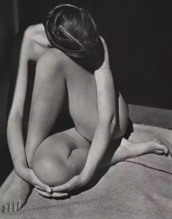 Nude in Doorway (1936) by Edward Weston (of his girlfriend Charis Wilson)