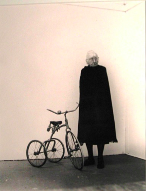 Imogen Cunningham, by Jeannie O'Connor (1973)