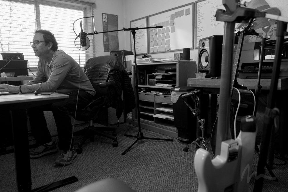 Danny's Studio, Thanksgiving 2018