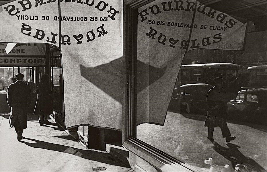Boulevard de Clichy, 1951