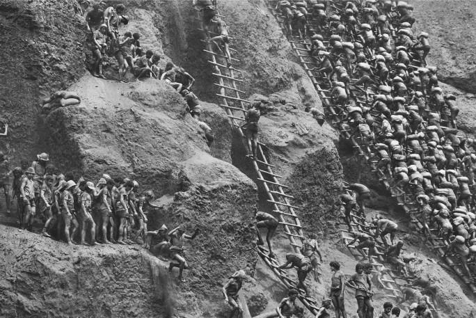 Sebastião Salgado - Serra Pelada Gold Mine, Brazil, 1986