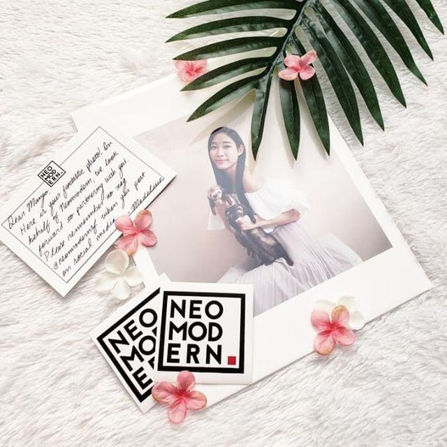 It pays to post — - We reward you when you post your prints and frames on social media. Simply tag #neomodernsf and follow us! We notice everything. Want to pay good karma forward? This is a really awesome way to gift someone you love with a project of your choice.