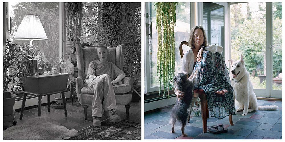 """Kris Sanford, """"Susan"""" 2000/2015 Portraits"""