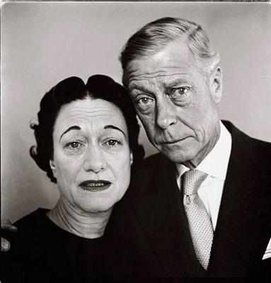 "Richard Avedon, ""Duke and Duchess of Windsor"" (1957)"
