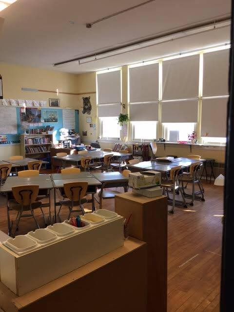 Back #4 Classroom #3 ...