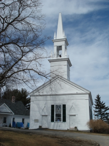 Maine steeples fund - in partnership with the Maine Community Foundation