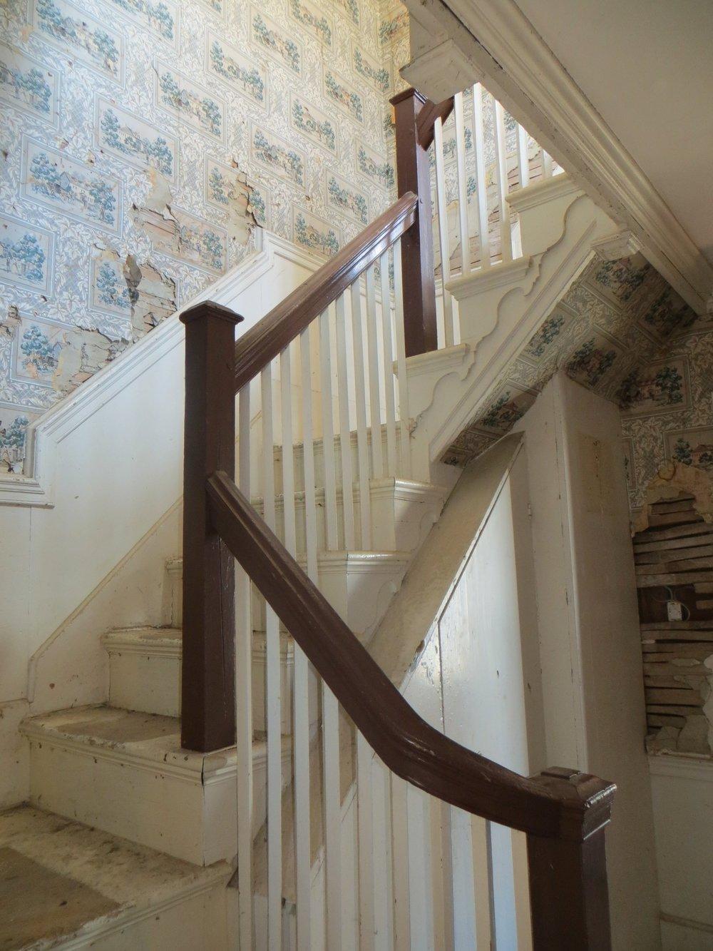 Buck stairs 1.JPG