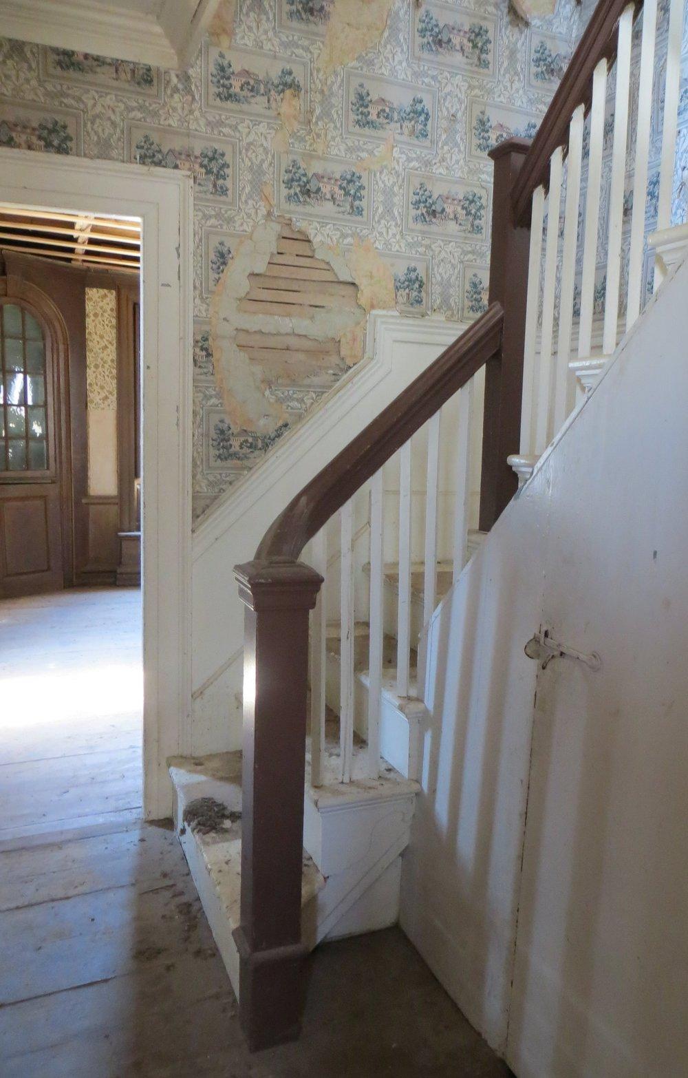 Buck stairs 3.JPG