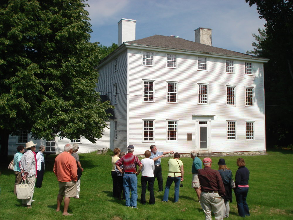 field services - guiding the stewards of historic buildings in Maine