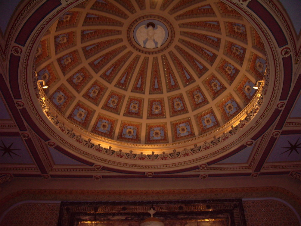 4 Motherhouse chapel ceiling.JPG