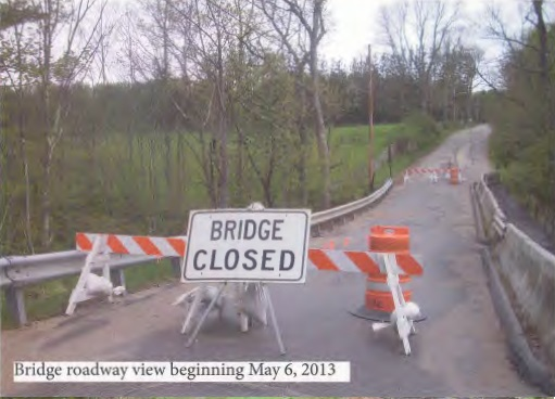 Stackpole Bridge construction May 2013.jpg