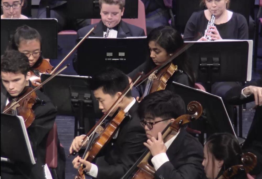 Concert Recording - Dec. 2, 2018 - Repertory Orchestra