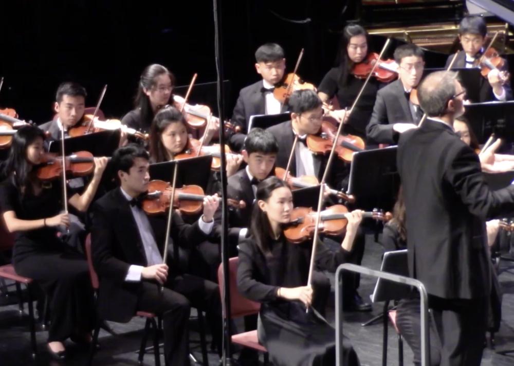Concert Recording - Dec. 2, 2018 - Symphony Orchestra
