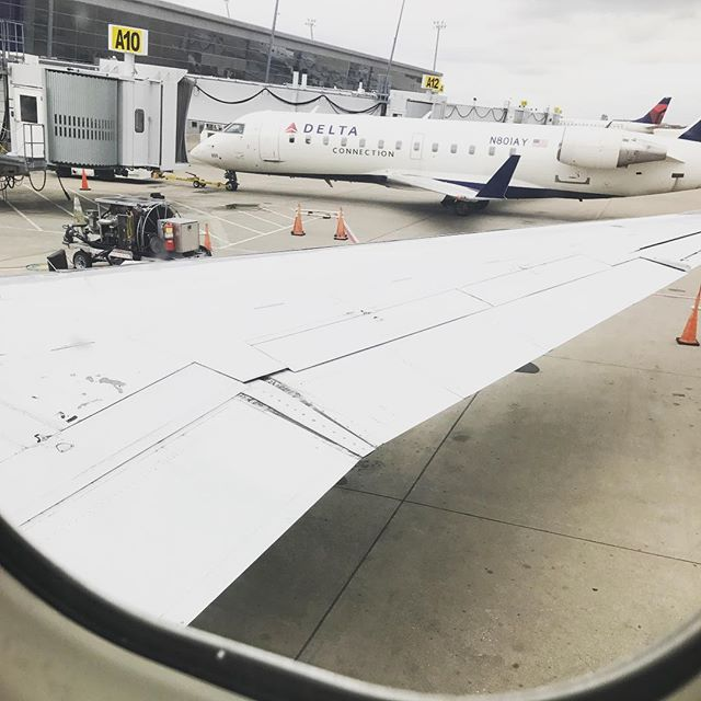 Wheels up! Headed out to Denver, Colorado to spend some time with Ascent Builders and Basement Partners. Excited to share our experiences and learn from each other to be the best we can be. . . . #BusinessTrip #Denver #construction #contractor #fortwayne #dtfw #collab #remodeling #rehab