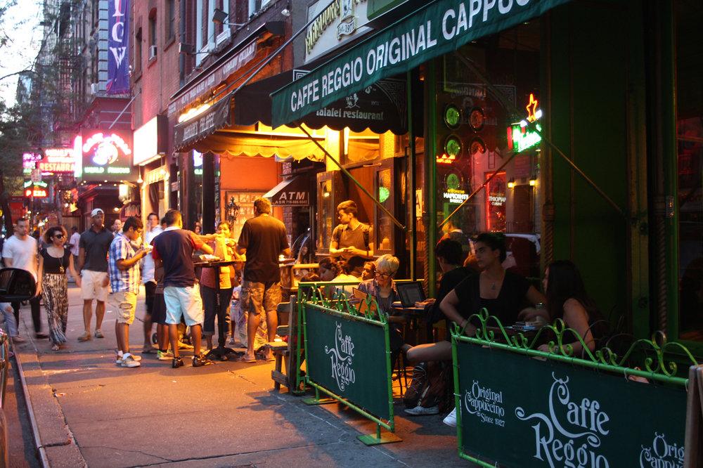 Caffe Reggio, NYC