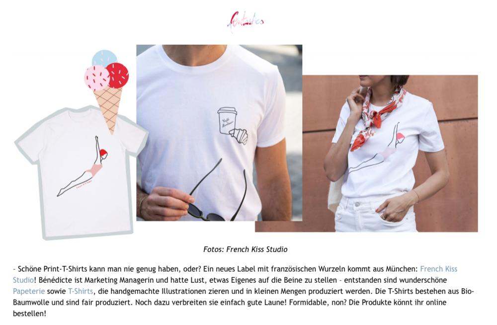 Femtastics.com    Brand feature