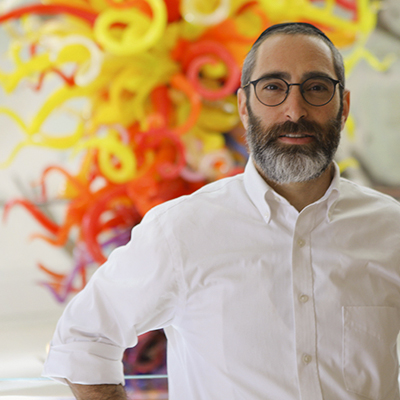 Rabbi Aaron Neckameyer - Rabbi Neckameyer is our expert on Science and Torah. Students love his classes on a variety of topics and enjoy asking him questions on absolutely everything. He was born and raised in Los Angeles and graduated with a BS in Marketing from Cal-State Northridge and received Rabbinic Ordination at Aish Jerusalem, where he currently also lectures for the internationally renown Discovery Seminar.