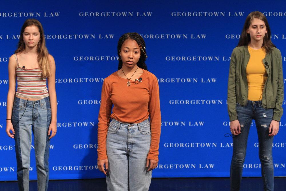 Georgetown Law School - Washington, D.C   2016