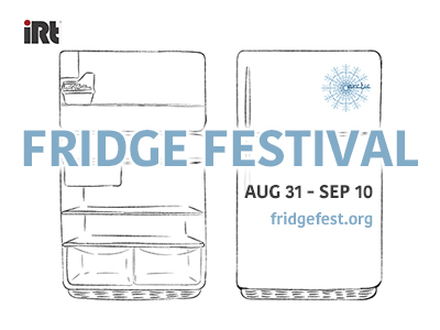 FRIDGE Fest - Born in response to the news that the NY Fringe Festival would not take place in the summer of 2017, FRIDGE Fest is a multidisciplinary theater festival featuring show new works of all genres.