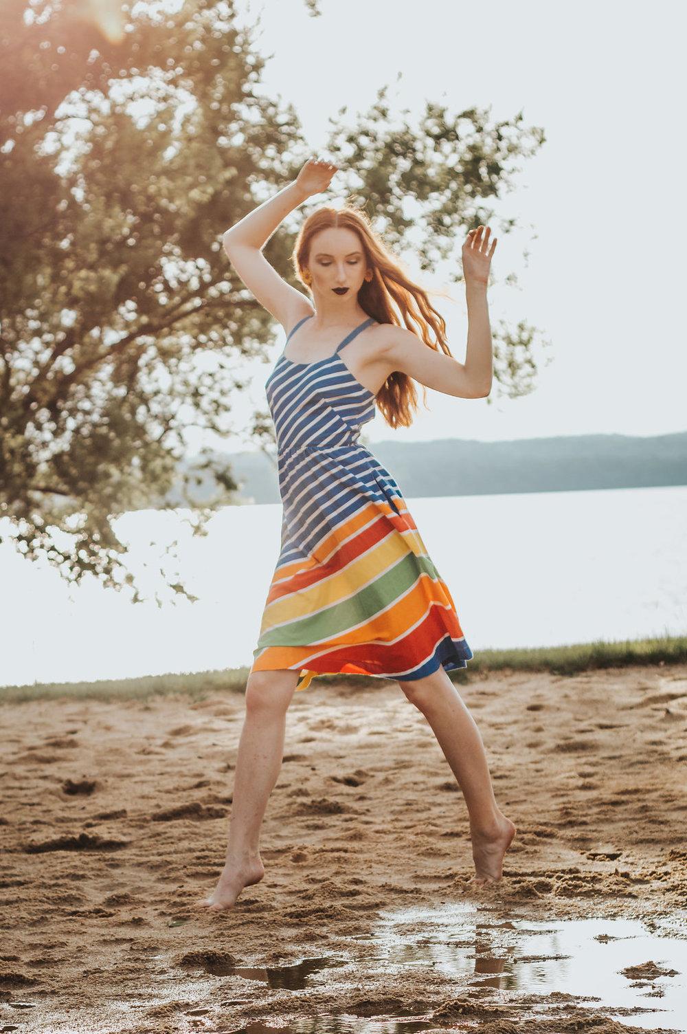 Model Photography by Mikayla Christiansen