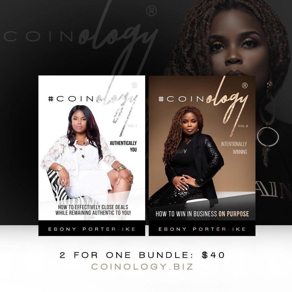 Coinology Book Bundle - Book Bundle