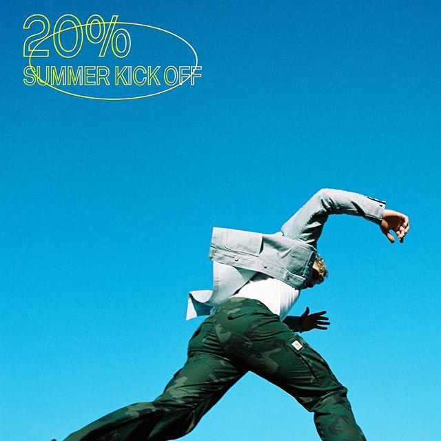 Fyrir @hurrareykjavik Summer Kick-off 💚💙🧡