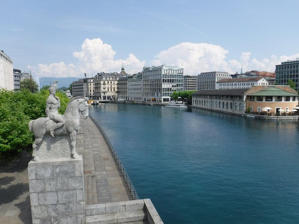 Switzerland_Geneva_River Rhone2.JPG