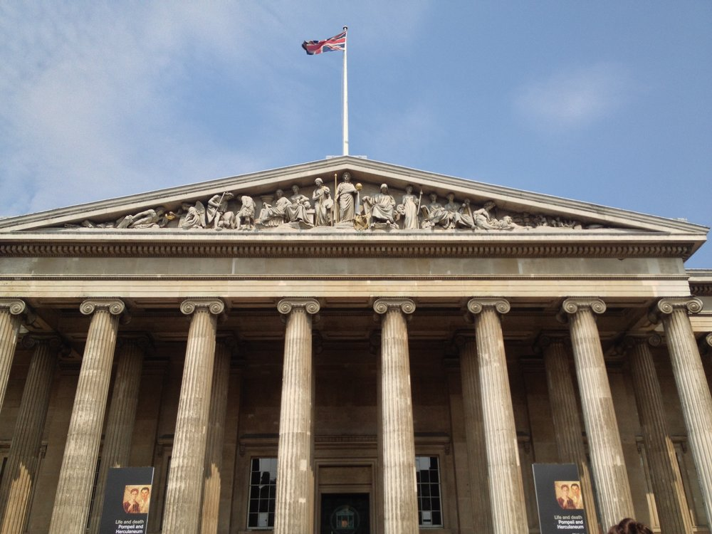 British_Museum_Outside_Bloomsbury_London.JPG