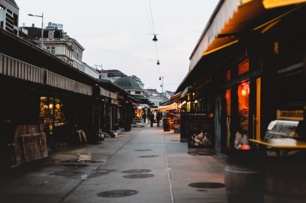 Naschmarkt -
