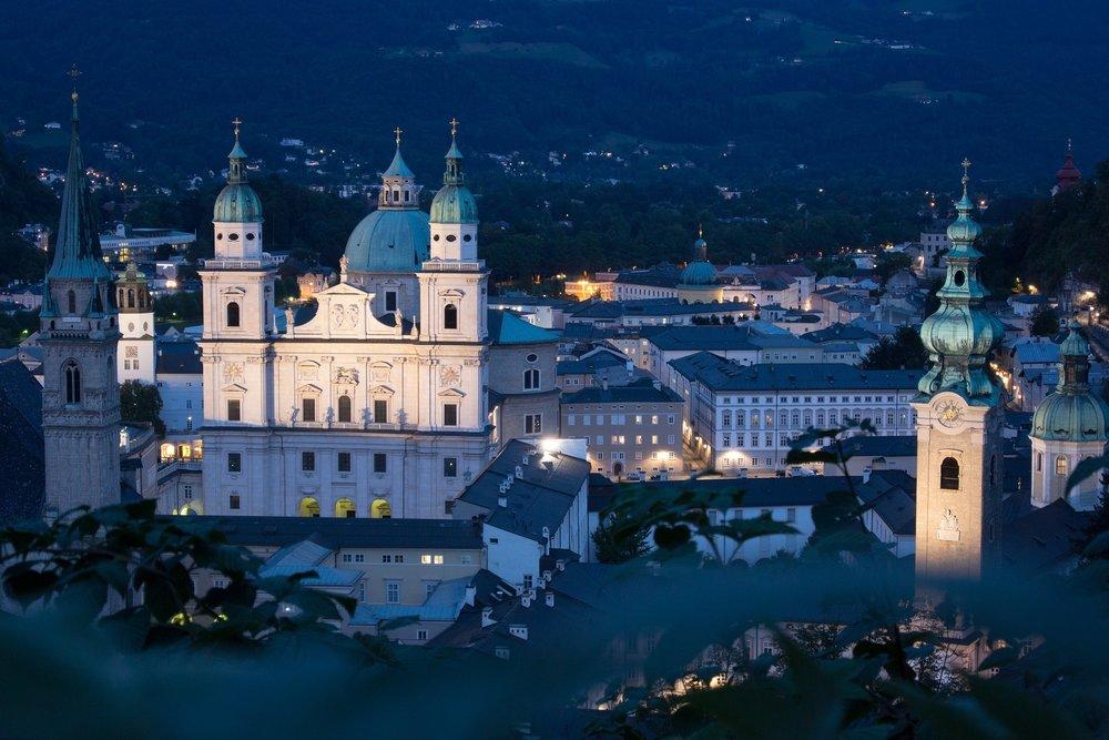 Salzburg Cathedral -