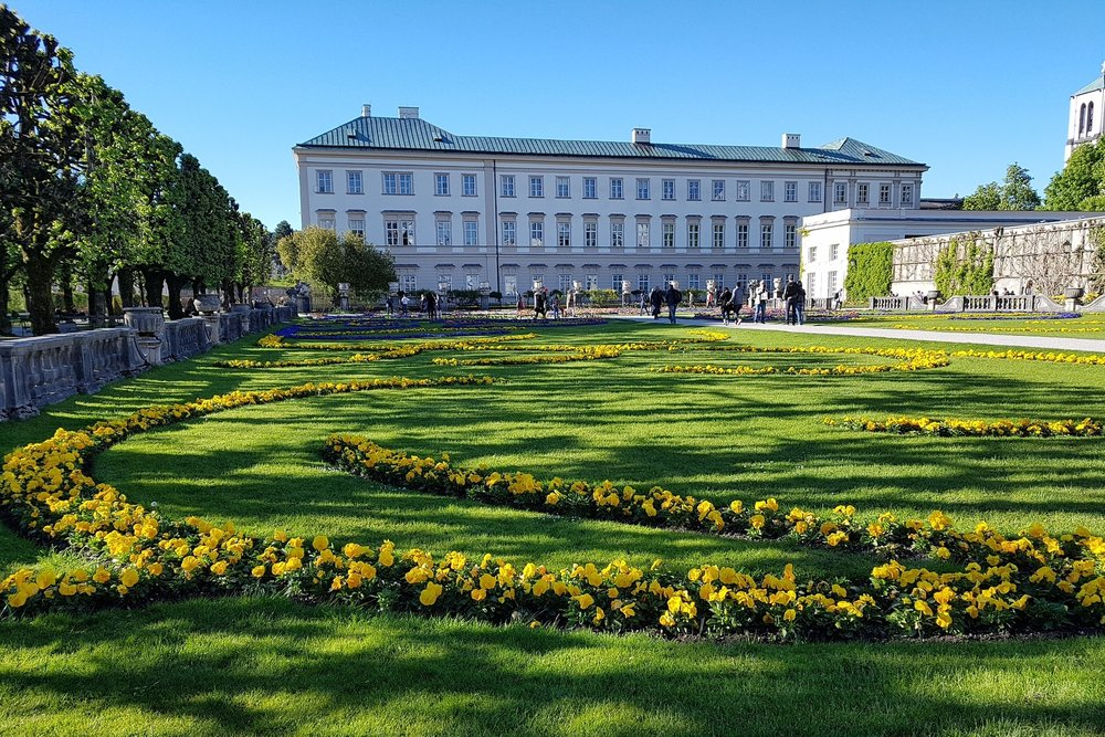Mirabell Palace and Gardens -