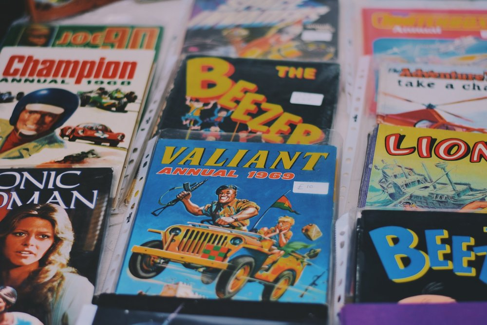 Belgian Comic Book Museum -