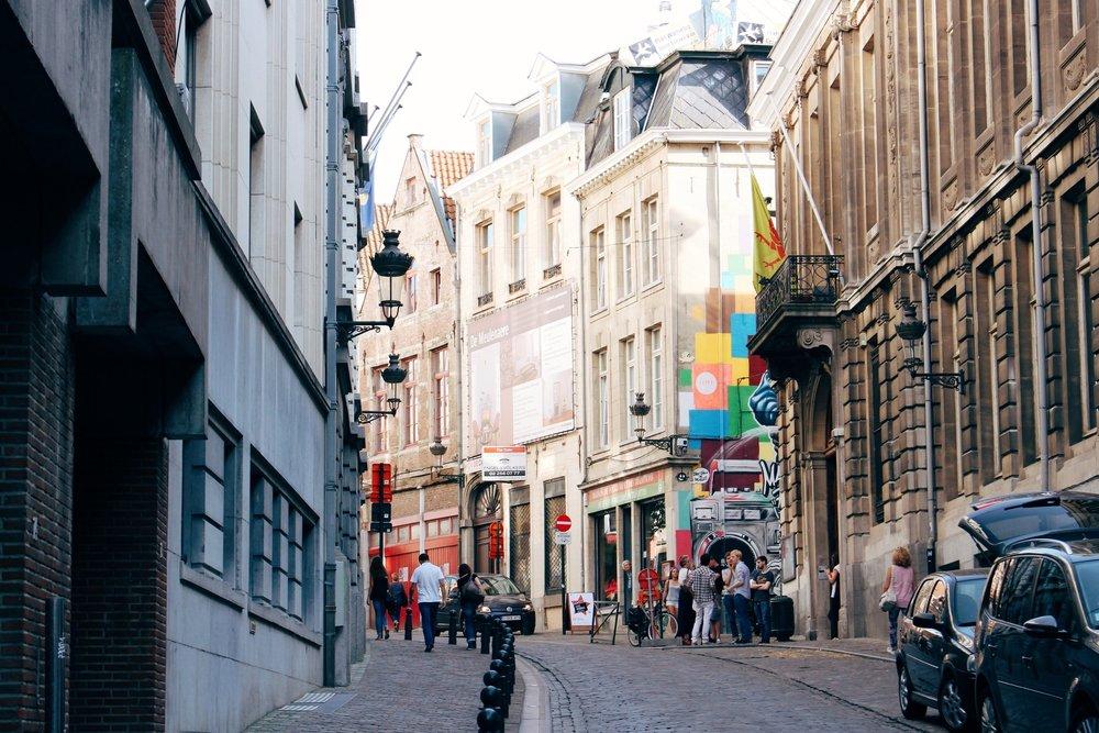 Avenue Louise -