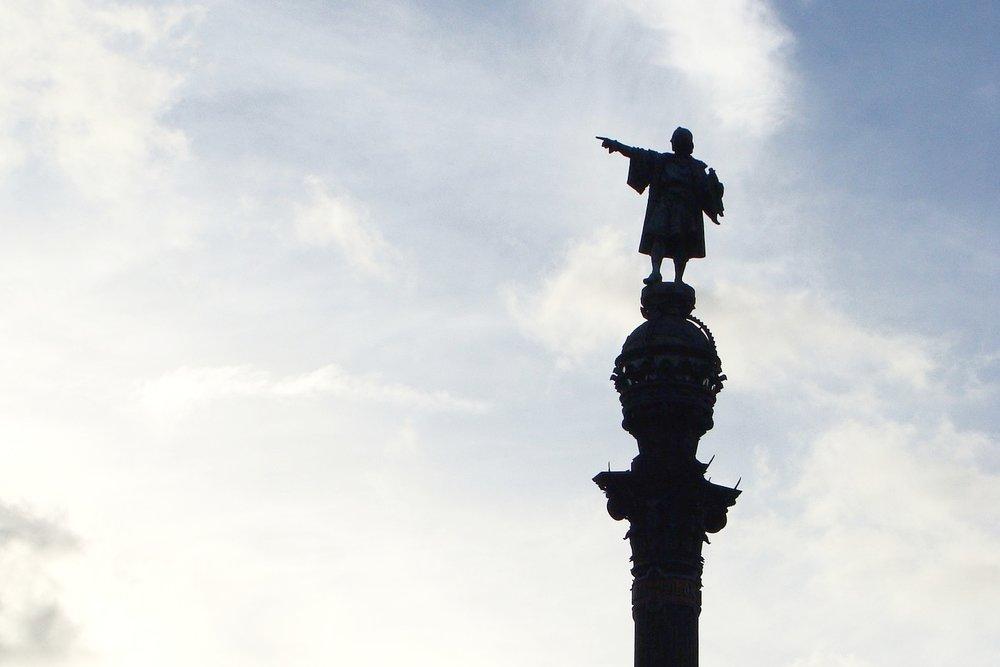 Columbus Monument -