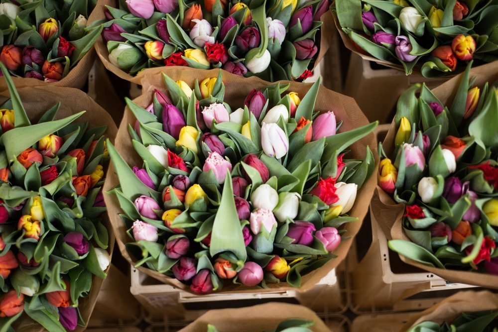 Bloemenmarkt -