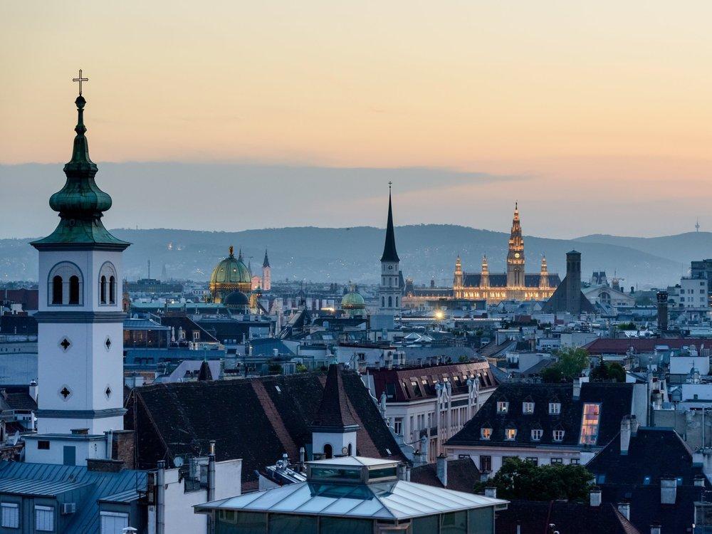VIENNA - AUSTRIA