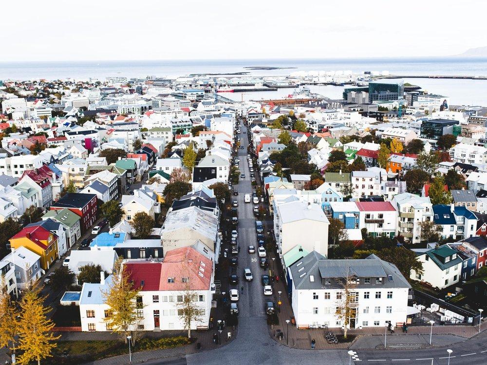 REYKJAVÍK - ICELAND